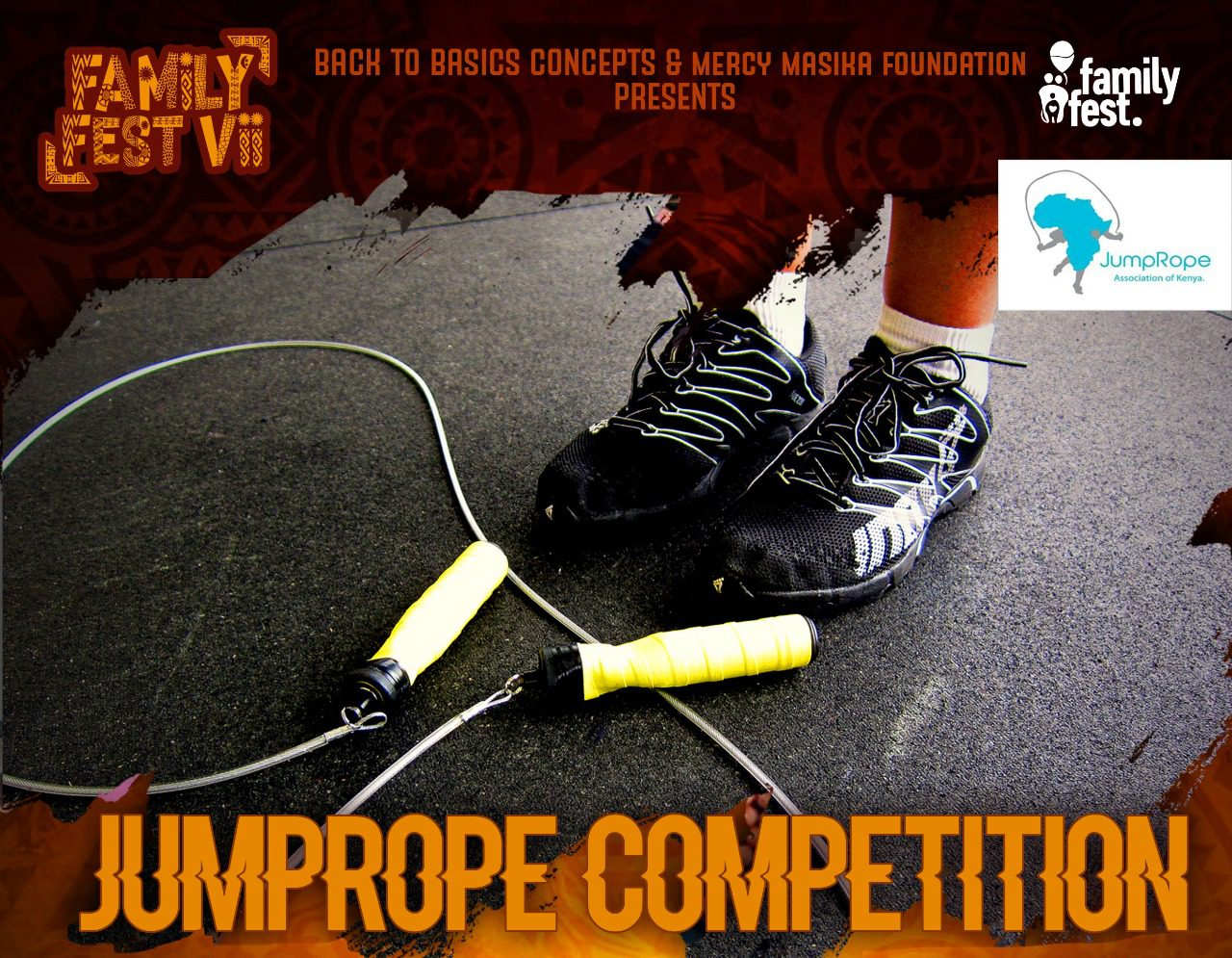 A Message From Kenyan Jump Rope Champs on COVID-19