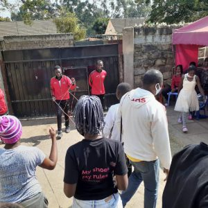 Jumping into A Better Future with Maisha Safe House Family